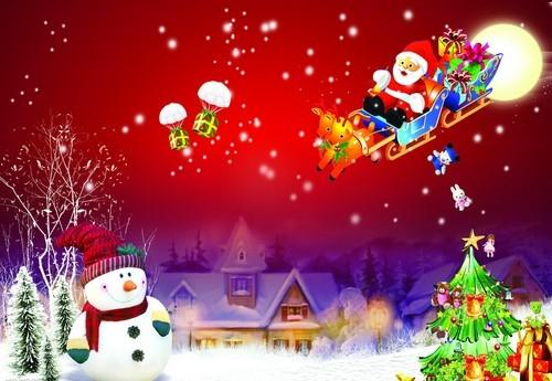 Ecophon Việt Nam Kính chúc Qúy khách hàng Giáng sinh an lành